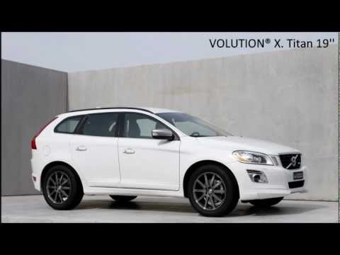 HEICO SPORTIV - VOLUTION® wheels for your Volvo XC60