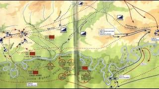 25th June 1876: Battle of Little Bighorn & Custer's Last Stand