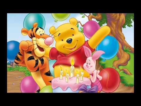 Поздравления с днем рождения 5 лет девочке
