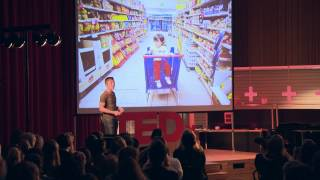 There Is No Luck. Only Good Marketing. | Franz Schrepf | TEDxAUCollege