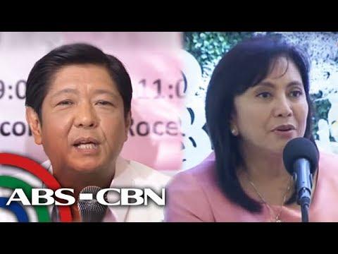 Inisyal na resulta ng recount sa VP race inilabas; pagtuloy ng poll protest tinutulan | TV Patrol