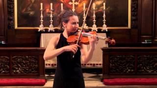 Violin by Ferdinand Garimberti, Milan 1932