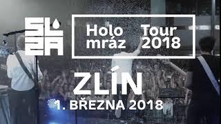Slza Holomráz tour míří do Zlína!