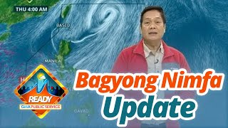 BT: Weather update as of 12:17 p.m. (September 18, 2019)