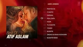 BEST OF #ATIF #ASLAM | TOP 10 BOLLYWOOD SONGS | JUKEBOX 2018