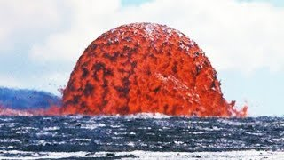 Welcher Gigantische Vulkan Ist Der Größte Der Welt?