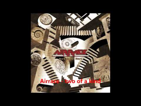 AirRace - two of a kind online metal music video by AIRRACE