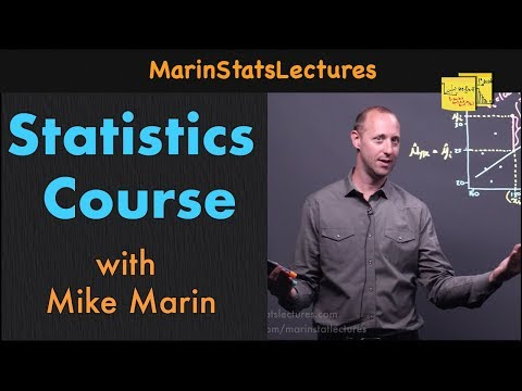 Statistics Course Overview | Best Statistics Course ... - YouTube