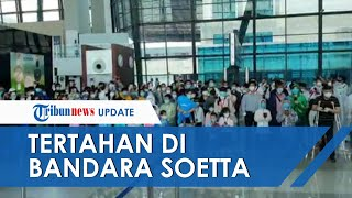 Ratusan WNA Asal China Tertahan di Bandara Soetta, Tak Diizinkan oleh Otoritas Pemerintah Tiongkok