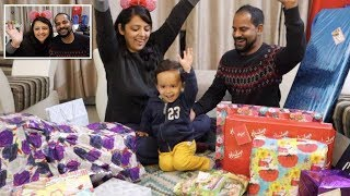 Opening His Birthday Gifts | Second Birthday