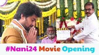 Video: #Nani24 Movie Launch