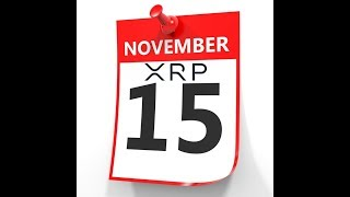 Ripple XRP And November 15th D-Day For Hedge Funds