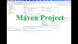 02. Spring Boot Tutorial - Create Maven Project in Spring Tool Suite - STS IDE