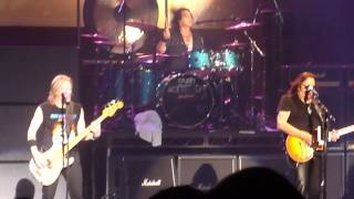 ACE FREHLEY (LIVE) ROCK SOLDIERS NEW BRUNSWICK NJ 11/13/14