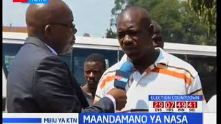 Wafuasi wa muungano wa NASA wafanya maandamano jijini Nairobi na Kisumu