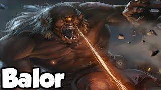 Balor The Deadliest Fomorian Warchief - (Irish/Celtic Mythology Explained)