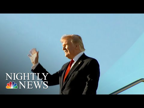 What To Expect As Trump's Impeachment Trial Gets Underway   NBC Nightly News
