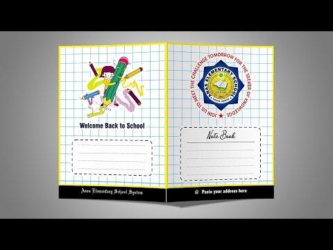 How to Make Islamic Book Cover design in Urdu Hindi? - MSB