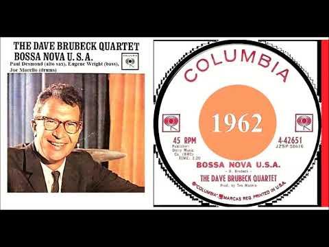 Dave Brubeck - Bossa Nova USA 'Vinyl'