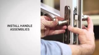 Replacing Handles On Full-Lite Self-Storing Storm Doors | Andersen Windows