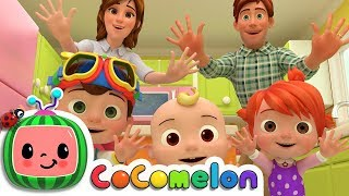 Please and Thank You Song | CoCoMelon Nursery Rhymes & Kids Songs