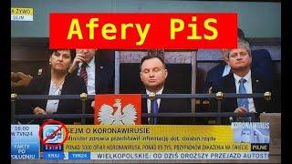 Wszystkie Afery PiS!!! Andrzej Duda
