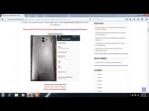ERIKANA] HOW TO UNBRICK LG K10 CLONE PHONE MT6580 WITH CM2 TOOL