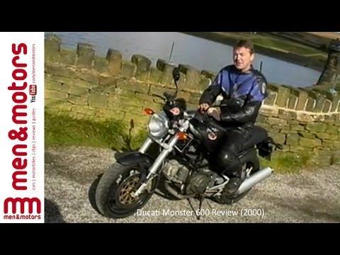 Ducati Monster 600 Review (2000)