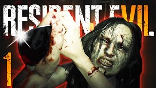WELCOME TO THE FAMILY!! | Resident Evil 7 - Part 1