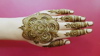Ramazan Special Mehndi Design 4 2018 Heena Vahid Favorite Videos