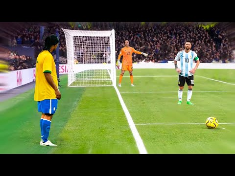 Ronaldinho Goals That SHOCKED The World