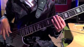The Jimi Hendrix Experience - Wait Until Tomorrow (Bass Cover)