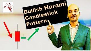 Learn Bullish Harami Candlestick Pattern in Hindi