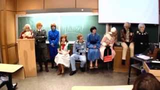 Tsukino Con 2014 - Ask a Nation Panel (Pt 1)