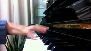 Beautiful days / Arashi (piano version)
