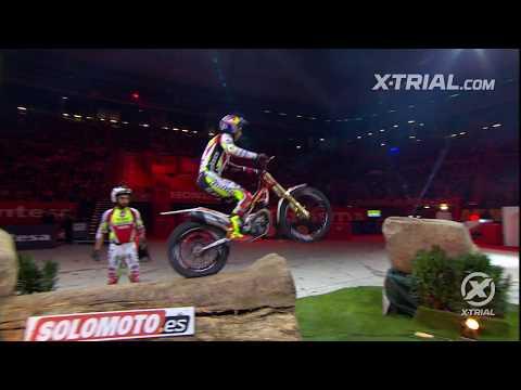 2020年X-TRIAL第4戦バルセロナハイライト動画 世界トライアルバイク選手権