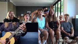 Team 10 React To Maroon 5 - Girls Like You ft. Cardi B (Volume 2)