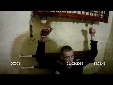 Распятие в ШИЗО ИК-6 за попытку обратиться к начальнику УФСИН и следователям СКР по факту пыток
