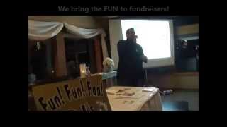 We Put The FUN In Fundraisers...