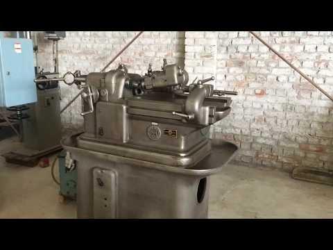 Mikron 104 Thread Milling Machine