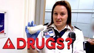 Border Agents Make Uncomfortable Discovery at Gatwick Airport | UK Customs Border Patrol