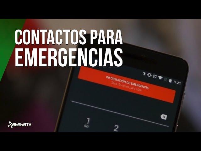 Cómo configurar tu iPhone para mostrar contactos de emergencia