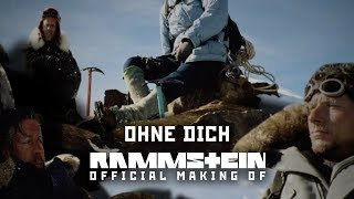 Rammstein   Ohne Dich (Official Making Of)