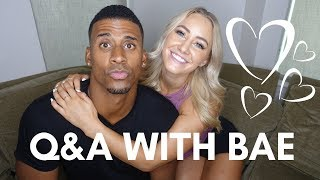 Q&A With My Boyfriend!