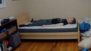 Sweetnight 8 Inch Twin Size Memory Foam Mattress Review