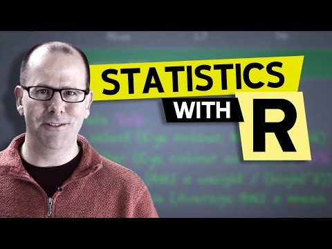 R programming for beginners – statistic with R (t-test and linear regression) and dplyr and ggplot