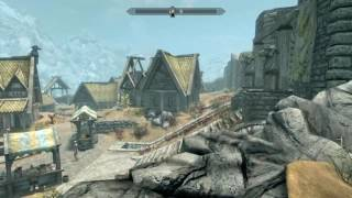 Skyrim escapist: Escaping Whiterun jail