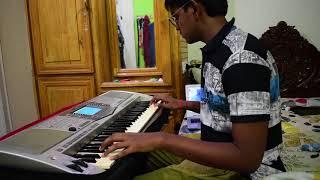 KRISHNARJUNA YUDHAM - I Wanna Fly Song on Piano