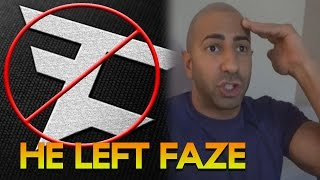 Trickshot Member LEAVES FaZe - YouTube Vloggers Exposed, GradeAUnderA Ad Scam