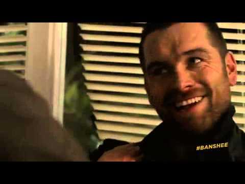 Banshee season 2 episode 9 Hood Carrie hospital fight scene